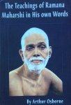 Osborne, Arthur (edited by) - The teachings of Bhagavan Sri Ramana Maharshi in his own words