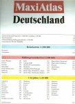 Redactie Adac - ADAC Reiseatlas Deutschland/Europa 2001/2002