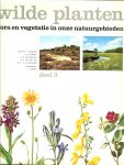 Westhoff, V., P.A. Bakker, C.G. van Leeuwen, E.E. van der Voo, R. Westra met illustraties van - Wilde planten. Flora en vegetatie in onze natuurgebieden Album 3 met prachtige foto's een boek om uren in te grasduinen  de hogere gronden