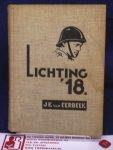 Eerbeek, J,K van - Lichting '18