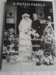 Boshoff-Kooper, Aggy - A Dutch Family. Maternal grandparents Frits Baden and Meta van Eck
