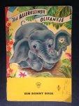 Elisabeth - Het Allerkleinste Olifantje, Een Bonny boek