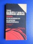 García Lorca, Federico - Het huis van Bernarda Alba/Het fantastische schoenlappersvrouwtje