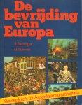 Steininger, R. en H. Schwan - De bevrijding van Europa (Kleurenfoto's uit Amerikaanse archieven), 160 pag. softcover, goede staat