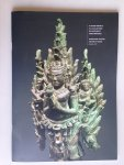 Catalogus - A Major Private UK Collection of  important group of Southeast Asian Bronzes