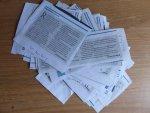 Grunberg, Arnon - Aantal (73) knipsels: columns 2015