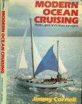 Cornell, Jimmy - Modern Ocean Cruising : Boats, Gear and Crews Surveyed.