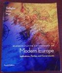 Gallagher, Michael - Representative Government in Modern Europe