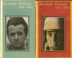 Hanlo, Jan - Brieven. I: 1931-1962; II: 1963-1969. Red.: Ser Prop, K. Schippers, Erica Stigter