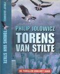 Jolowicz, Philip .. De Nederlandse vertaling Mariëtte van Gelder - Torens van Stilte .. De thriller van het jaar