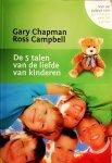 Chapman , Gary . & Ross Campbell . [ ISBN 9789063532871 ] 5219 - De 5 Talen van de Liefde van Kinderen . (  De vijf talen van de liefde van kinderen is een heel praktisch boek over het liefhebben van je kind. Daarnaast staan in dit boek veel suggesties voor de dagelijkse communicatie met je zoon of dochter. -