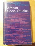Gutkind, Peter C.W. & Waterman, P. - African Social Studies, A radical reader