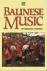 Tenzer, Michael - BALINESE MUSIC
