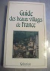 GUIDE DES BEAUX VILLAGES DE...