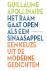 Apollinaire, Guillaume - Het raam gaat open als een sinaasappel. Een keuze uit de moderne gedichten. Gekozen en vertaald door Kiki Coumans.