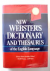 New WEBSTER'S DICTIONARY an...