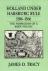 HOLLAND UNDER HABSBURG RULE...