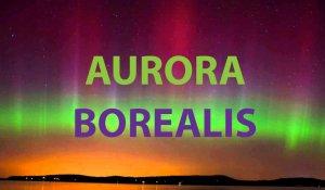 Logo Aurora Borealis Book
