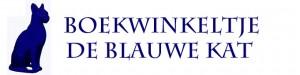 Logo De blauwe kat