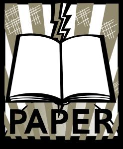 Logo paper