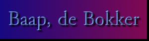 Logo baap de bokker