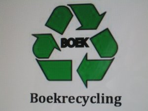 Logo Boekrecycling