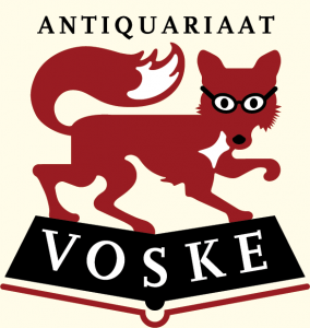Logo Antiquariaat Voske