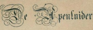 Logo De Apenluider