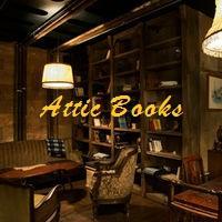 Logo Attic Books