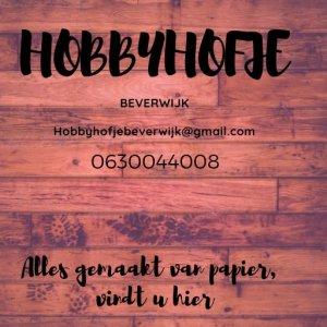 Logo Hobbyhofje Beverwijk