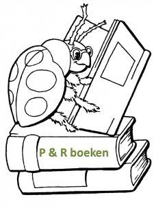 Logo P & R Boeken
