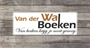 Logo van der Wal Boeken