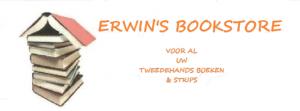 Logo Erwin's Bookstore