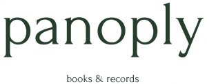 Logo Panoply Books & Recs