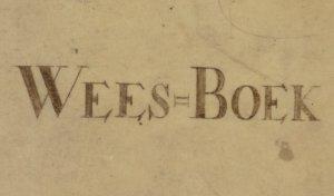 Logo WeesBoeken
