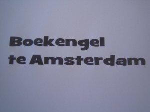 Logo Boekengel Amsterdam