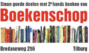 Logo Boekenschop Tilburg