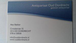 Logo OUD DORDRECHT