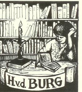 Logo Henk v.d. Burg