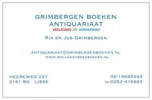 Logo Grimbergen Boeken