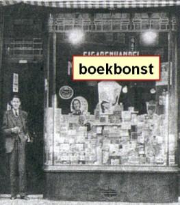 Logo Boekhandel Bonst