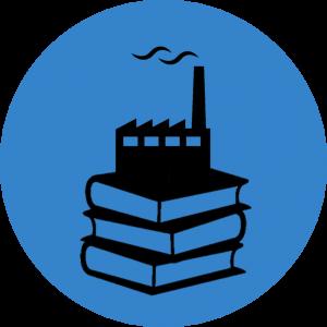 Logo De Boekenfabriek