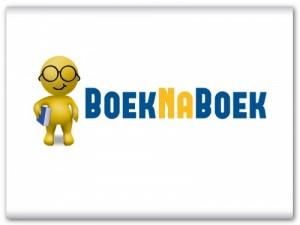 Logo Boek na Boek