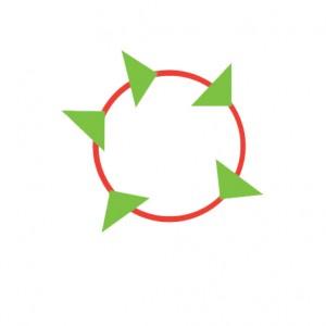 Logo De Hergebruikers