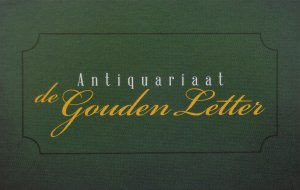 Logo De Gouden Letter