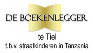 Logo De Boekenlegger