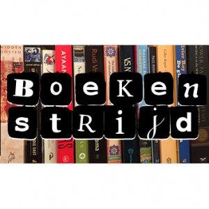 Logo Boekenstrijd