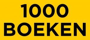 Logo Duizend Boeken