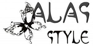 Logo Alas bookstore