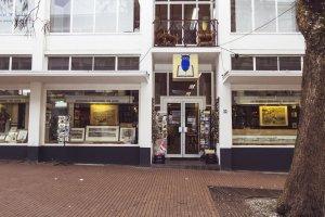 Logo Antiq. van Hoorn